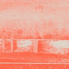 HANDZEICHNUNG – Sona Kazemi für gmp Architekten, offener Kunst-Wettbewerb für eine Lärmschutzwand, Ankauf, 1997