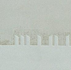 SIEBDRUCK – Sona Kazemi für gmp Architekten, Gutachten städtebauliche Verdichtung in Ulm, 1998